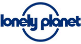 Lonely Planet logo will open their website in new tab