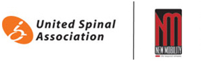 United spinal association logo link will open in a new tab