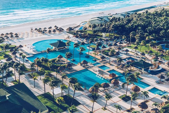 Picture of Iberostar resort in Cancun Mexico