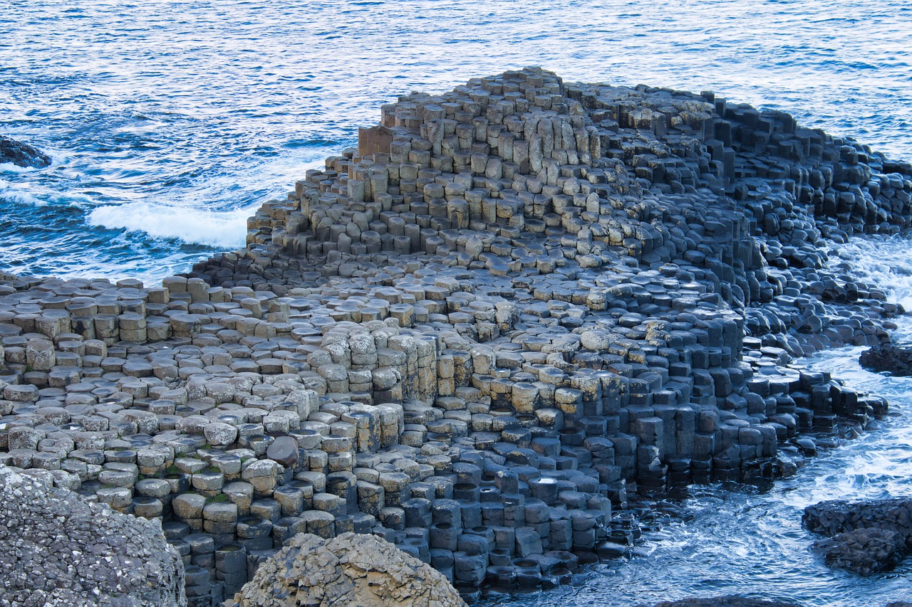 Picture of the Giant's Causeway