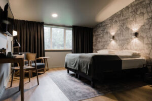 Image of an accessible suite in Katla