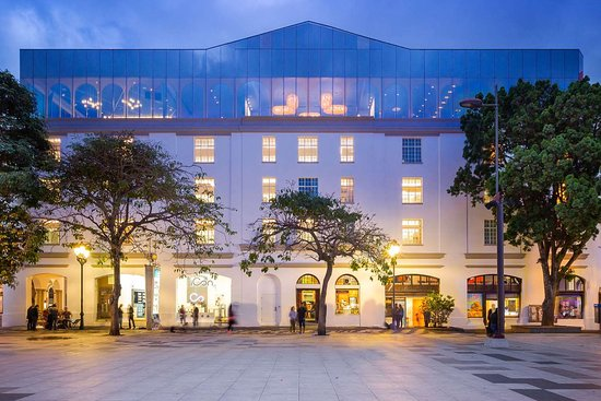 Picture of the facade at the Gran Hotel Costa Rica