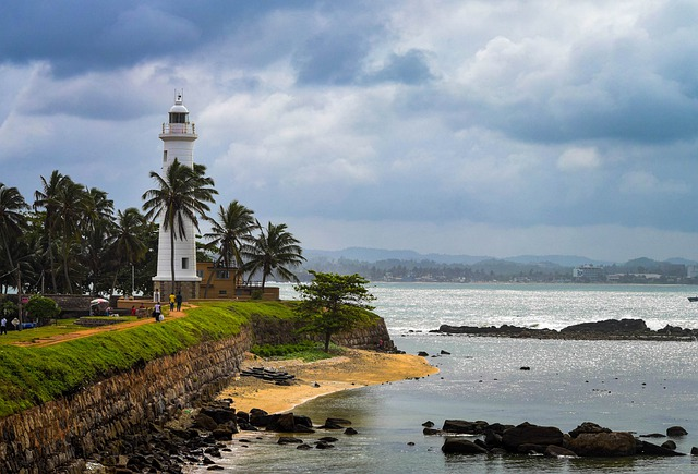 Picture of the Galle Fort in Sri Lanka