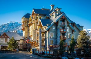 Whistler BC Canada is world famous for mountains and skiing